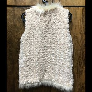 Jackets & Coats - One of a Kind Faux Fur Vest